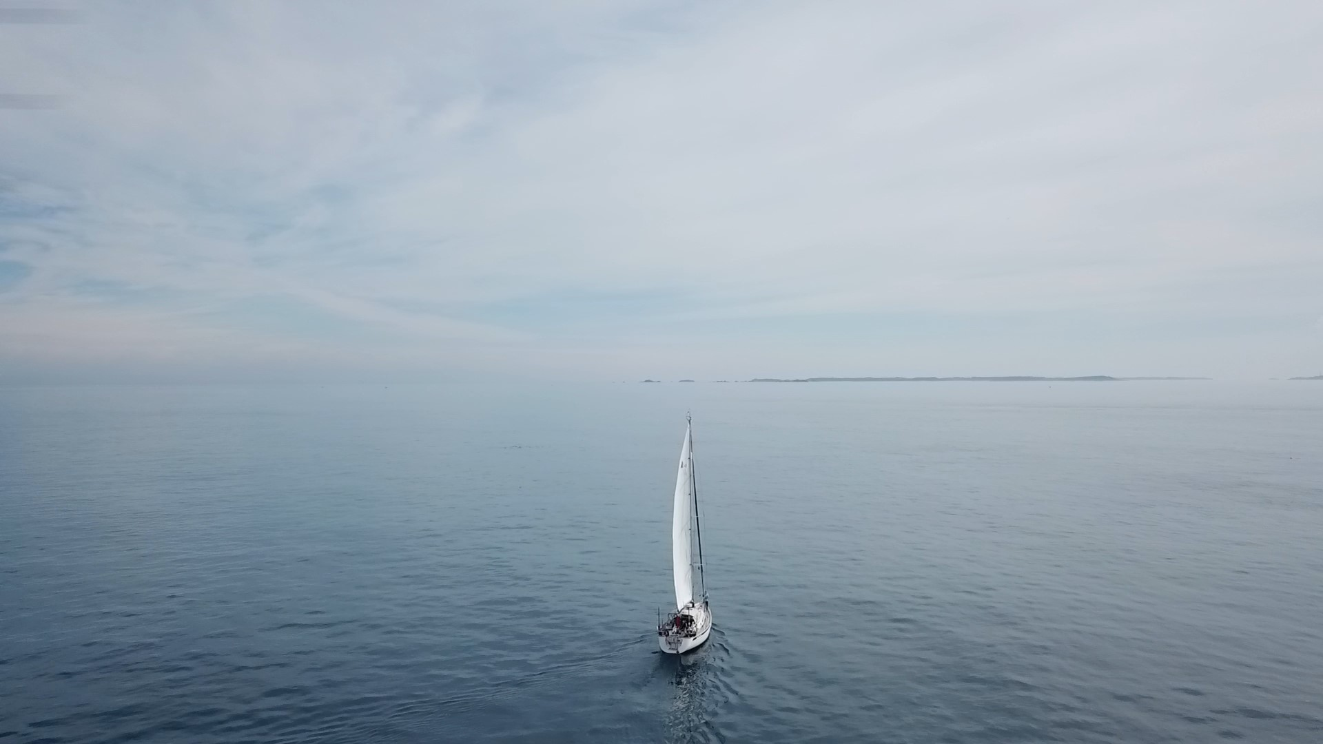 Approaching Scilly